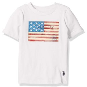 American Flag  U.S.A. T-Shirt Toddler